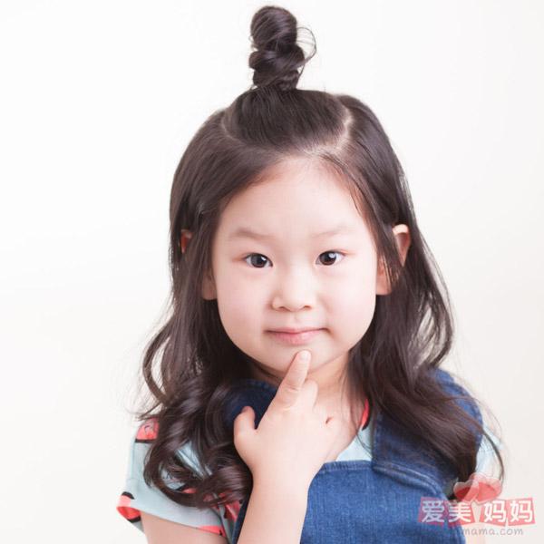 小女孩各种编发发型 扮靓宝宝必备(5)图片
