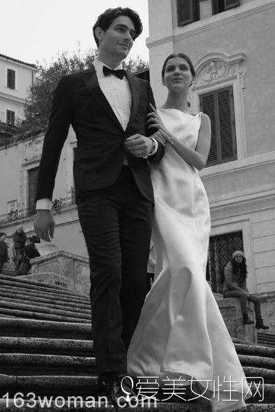 最美遇见你 BVLGARI 2015婚戒广告大片