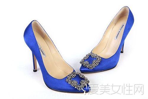 新娘婚鞋品牌推荐  世界的新娘都穿什么?
