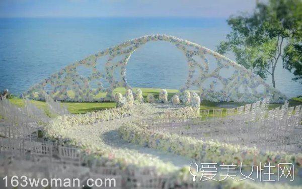 又见巴厘岛 在这办婚礼成潮流大趋势啦?