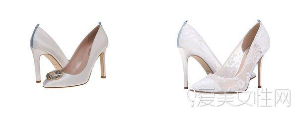 最舒适高跟婚鞋 欲望城市女王化身设计师推出婚鞋系列