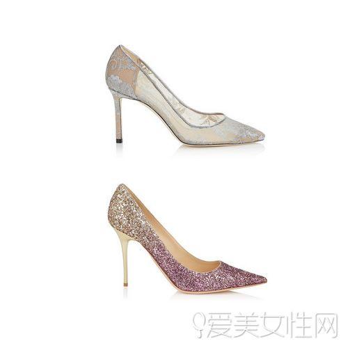 jimmy choo婚鞋推荐 浪漫婚礼上怎么能少这样一双鞋子