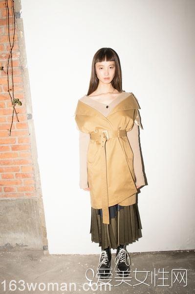 简单的新鲜感 III VIVINIKO 2016秋冬女装系列